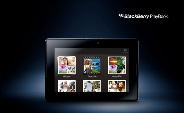 BlackBerry Tablet OS