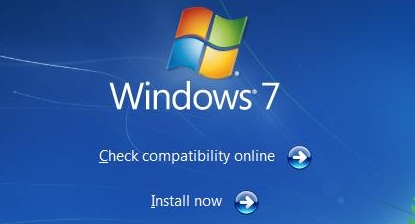 установить Windows 7 RC